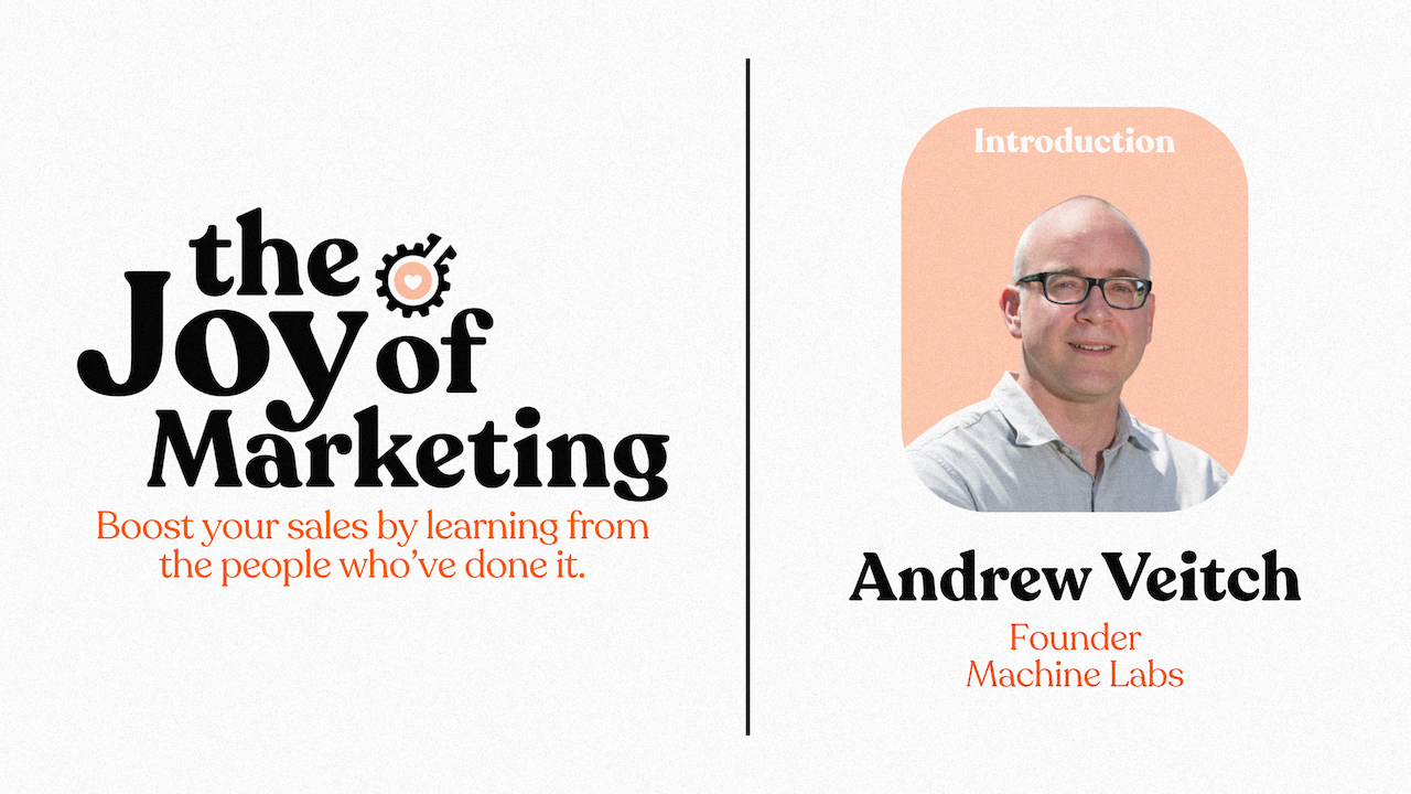 Introduction: Andrew Veitch